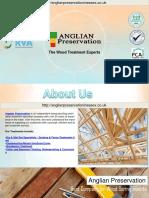 Timber Shrinkage Treatment UK -Anglian Preservation