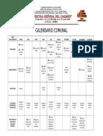 CALENDARIO-COMUNAL 2016