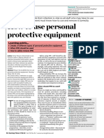171214 How to Use Personal Protective Equipment