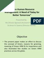 Green Human Resource Management.pptx