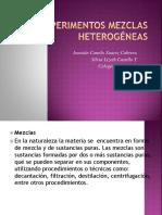 Experimentos Mezclas Heterogéneas.pptx