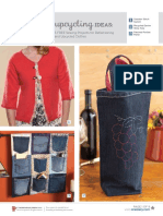 Upcycling Sewing eBook