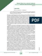 Línea de Incentivos Construcción Sostenible Bases Reguladoras