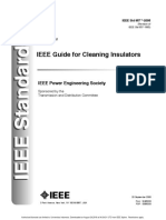 IEEE Guide for Cleaning Insulators