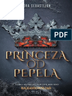 Laura Sebastian - Princeza Od Pepela