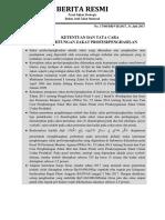 Ketentuan Dan Tata Cara Penghitungan Zakat Profesi - Puskasbaznas