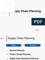 3. Supply Chain Planning - Jul2010