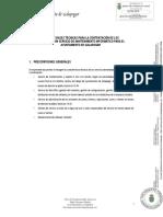 Pliego Clausulas Técnica Contrato sede electrónica GALAPAGAR