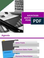 Akuntansi Sektor Publik Pemerintahan