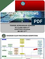 Conventional Ignition KK SK-KD 17