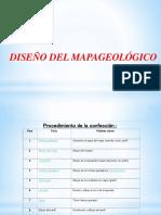 1. Diseño Plano Geológico 1