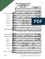 Passion Js Bach