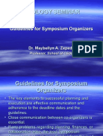 Guidelines for Symposium Organizers (1).ppt