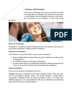 Oral Biopsy - Types and Purpose and Procedure