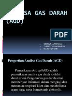 Analisa Gas Darah (Agd)