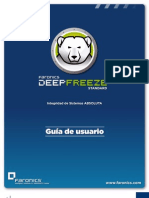 Manual Deep Freeze