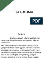 PPT GLOWKOMA