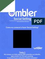Social Selling - Letícia Medeiros [UMBLER].Pptx