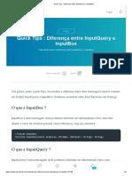 Quick Tips _ Diferença Entre InputQuery e InputBox