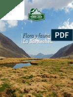 Libro Flora y Fauna Lo Barnechea 2018