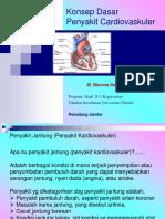 Konsep Dasar Kardiovaskuler