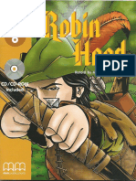 Robin Hood-Activity Book