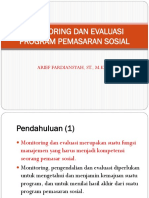 MONITORING & EVALUASI PROGRAM PEMASARAN SOSIAL (TM 6).pptx