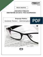 Assistente Tecnico I_Administracao