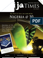 NaijaTimes Independence Issue