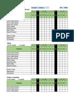 REPORTE Bonificacion Personal Logistica 2018 Marzo