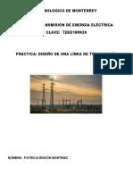 Practica Transmision Energia Electrica