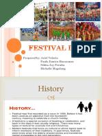 Festival Dance