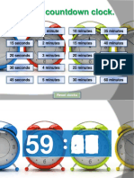 CPGP Countdown Clock