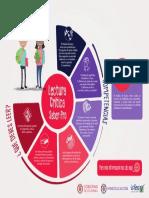 Infografia de Lectura Critica Saber Pro