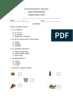 Examen EntornoNaturalySocial