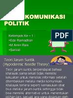 Tugas Komunikasi Politik.ppt