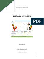 Mobilidade Barcelos - Semana da mobilidade