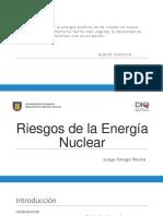 Riesgos de energia nuclear