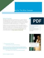 Blue Sweater - J.Novogratz - Book Discussion Guide