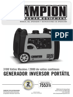 Gener. inverter. 3100 Watt ,manual.pdf