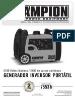 Gener. inverter. 3100 Watt ,manual.pdf