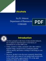11. Alcohols