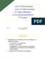 Introduction Alg