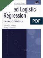 Applied logistic regression hosmer.pdf