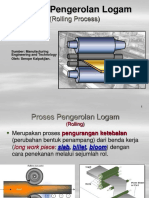 Materi 3 Proses Pengerolan Logam