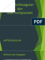 Obat Antikoagulan