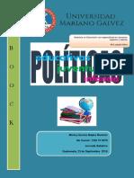 Políticas y Legislación Educativas  E-BOOK