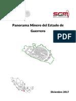 Panorama minero del Estado de Guerrero