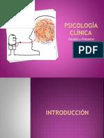 Psicología Clínica Pasado y Presente Exposicion
