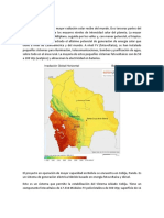 Energia Solar en Bolivia